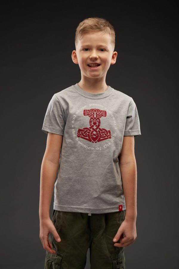Дитяча футболка Mjolnir
