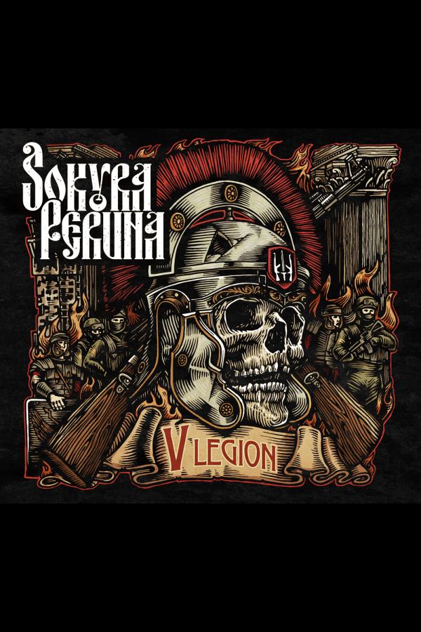 Сокира Перуна  - V Legion